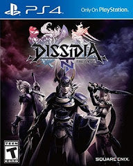 Dissidia Final Fantasy NT (PS4) | Great Find Collectibles