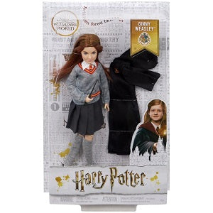 Harry Potter Ginny Weasley Collectible Doll | Great Find Collectibles
