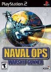 Naval Ops: Warship Gunner (PS2) | Great Find Collectibles