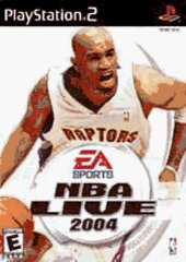 NBA Live 2004 (PS2) | Great Find Collectibles