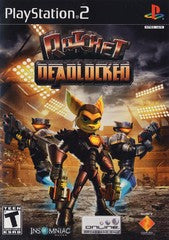 Ratchet Deadlocked (PS2) | Great Find Collectibles