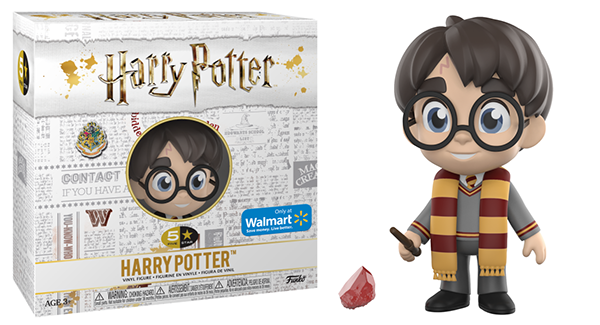 5 Star Harry Potter: Harry Potter [Walmart Exclusive] | Great Find Collectibles