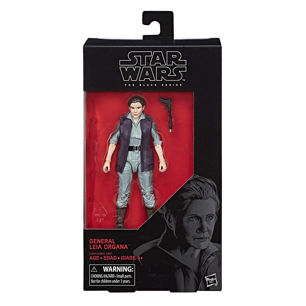 Star Wars: The Black Series General Leia Organa | Great Find Collectibles