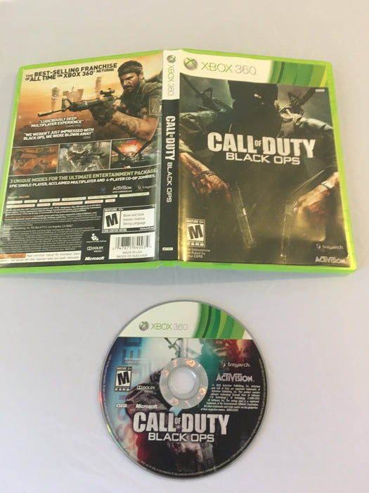 Call of Duty Black Ops (Xbox 360) | Great Find Collectibles