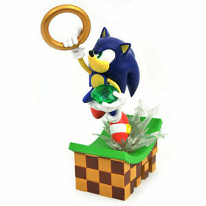 Sonic the Hedgehog Gallery: Sonic Variant PVC Statue [Gamestop Exclusive] | Great Find Collectibles