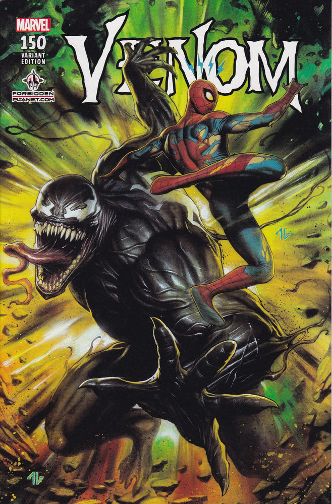 Marvel Venom #150 Forbidden Planet Variant