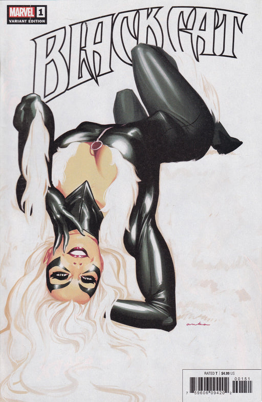 Marvel Black Cat #1 Variant