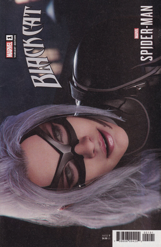 Marvel Black Cat #1 Photo Variant