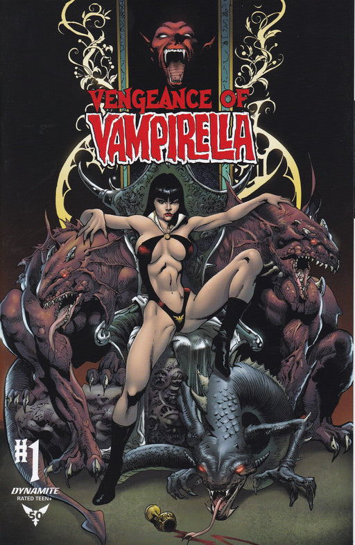 Dynamite Vengeance of Vampirella #1 Jetpack Comics Exclusive