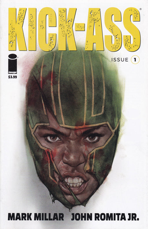 Image Kick-Ass #1 Jetpack Comics Exclusive