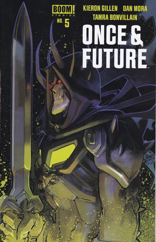 Boom! Once and Future #5 Jetpack Comics Exclusive