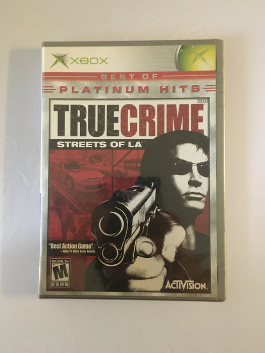 True Crime: Streets of L.A. (XBOX) | Great Find Collectibles