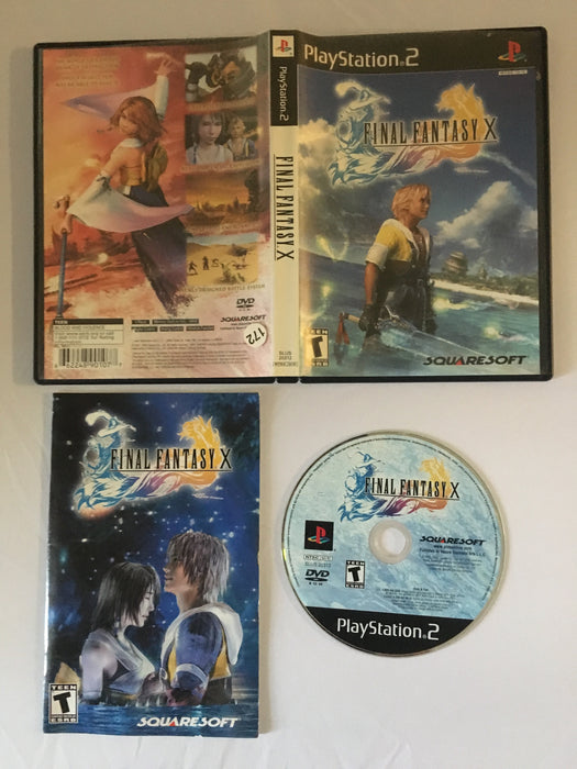 Final Fantasy X (PS2) | Great Find Collectibles