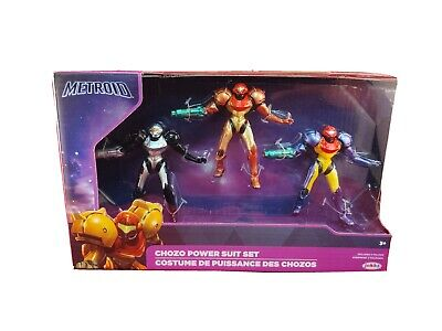 Metroid Chozo Power Suit Set Summer Convention 2019 [Gamestop Exclusive]