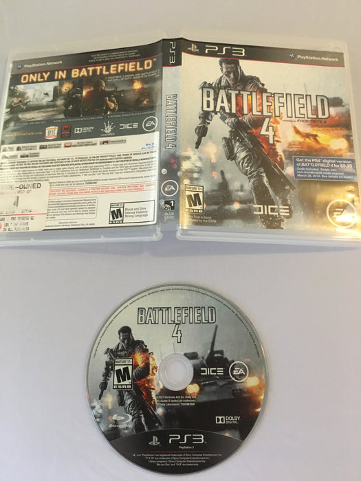 Battlefield 4 (PS3) | Great Find Collectibles