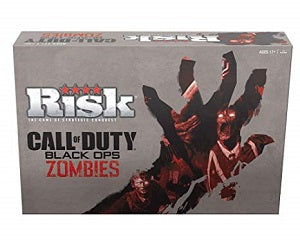 RISK Call of Duty Clack Ops Zombies Edition [Gamestop Exclusive] | Great Find Collectibles