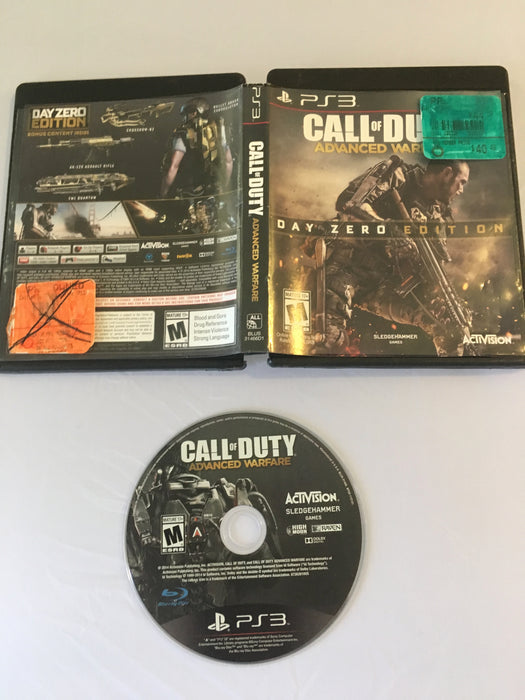 Call of Duty Advanced Warfare [Day Zero] (PS3) | Great Find Collectibles
