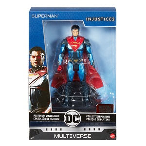 DC Multiverse Injustice 2 Platinum Collection Superman | Great Find Collectibles