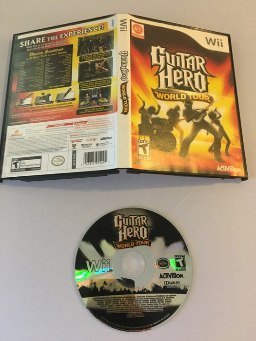 Guitar Hero World Tour (Wii) Game-Only | Great Find Collectibles