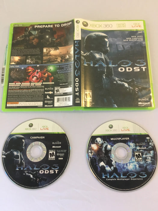 Halo 3: ODST (Xbox 360) | Great Find Collectibles