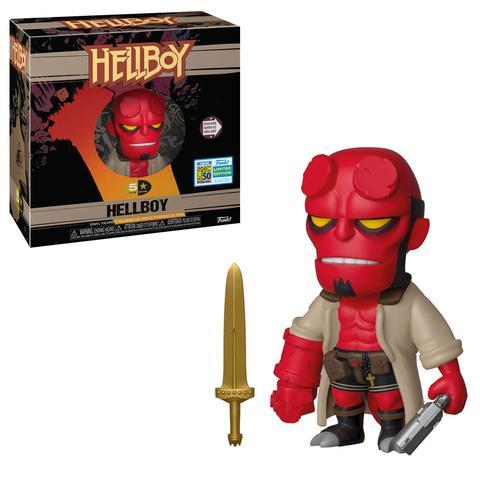 5 Star Hellboy: Hellboy [2019 Convention Exclusive]