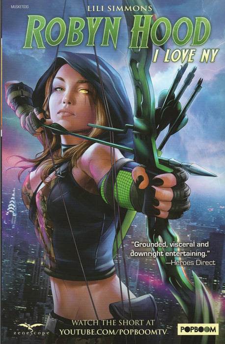 Zenescope The Musketeers #3 Calgary CC Exclusive Ltd to 350 Copies