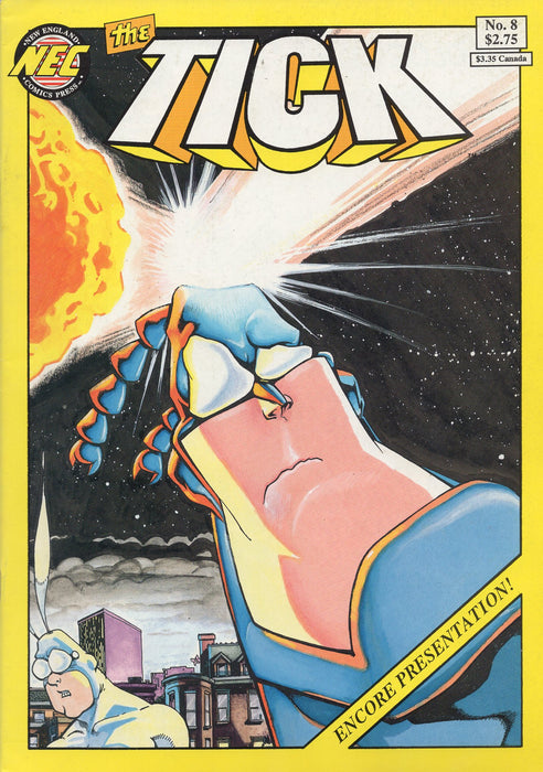 New England Comics The Tick #8
