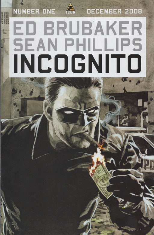Icon Comics Incognito #1