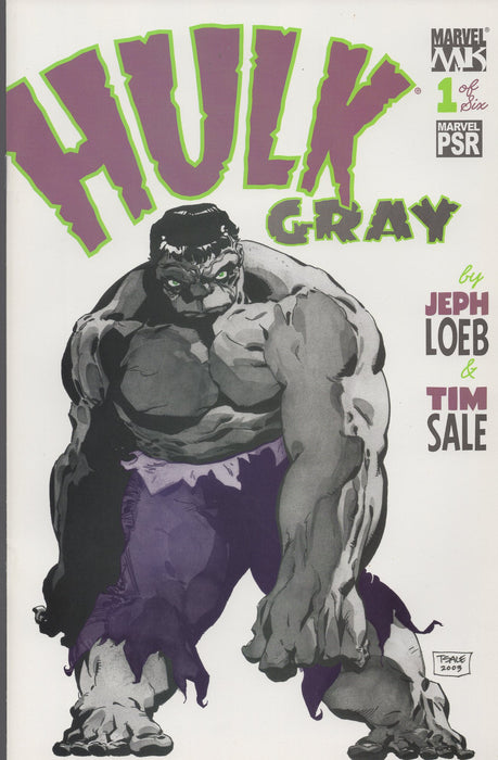 Marvel Hulk Gray Issues 1 and 2
