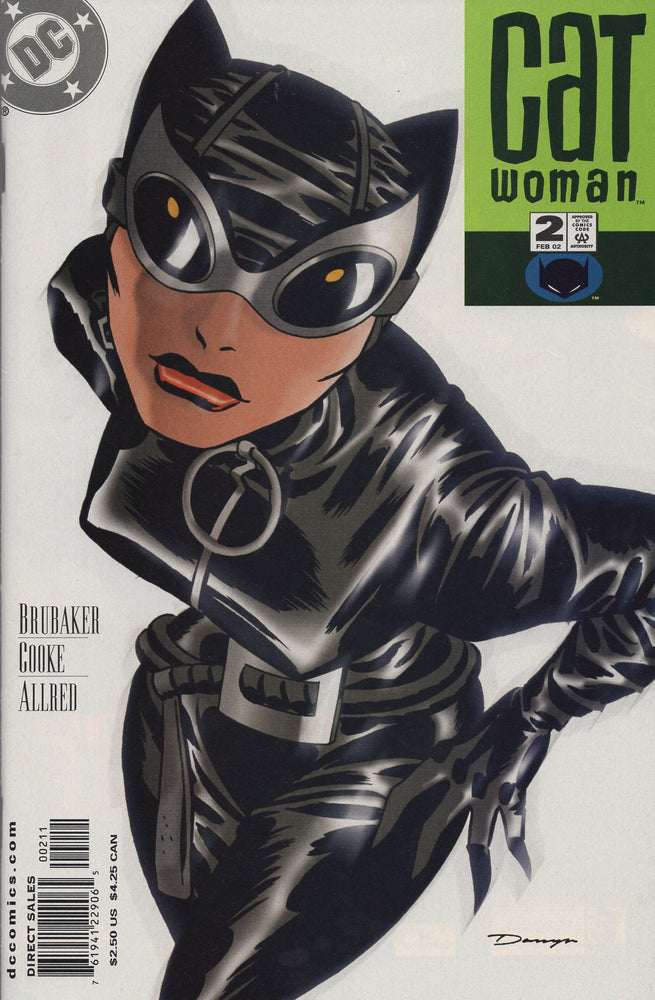 DC Catwoman #2
