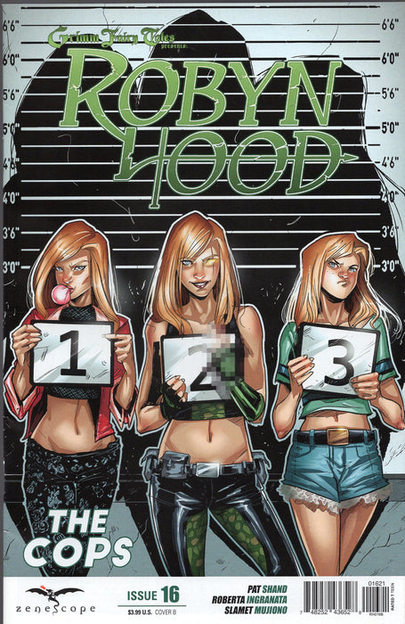 Zenescope Robyn Hood Issues 11 - 20