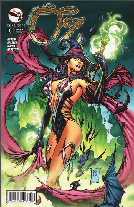 Zenescope Oz Issues 5 and 6
