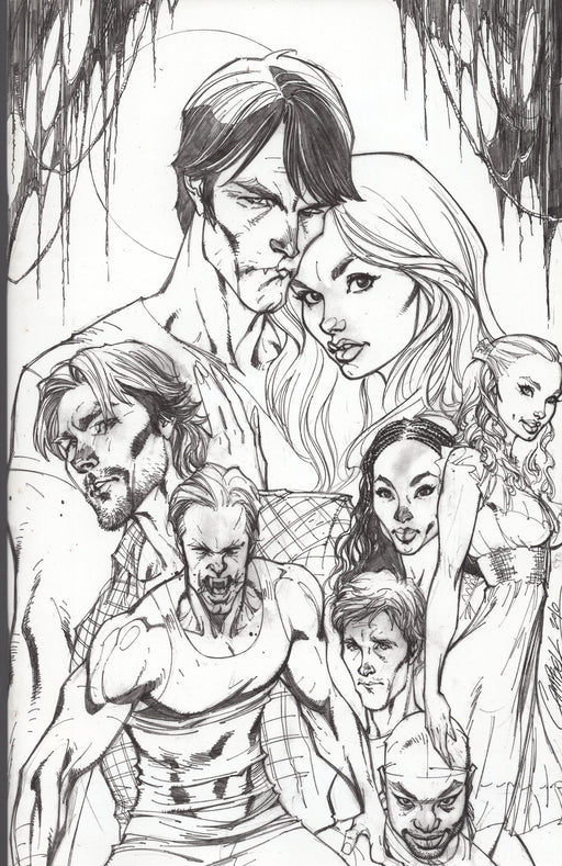 True Blood #1 Jetpack Comics Exclusive