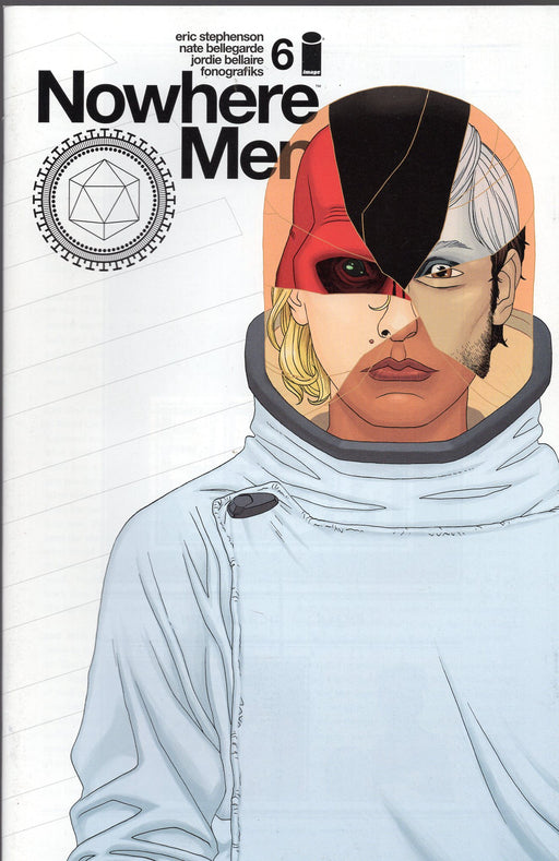 Image Comics Nowhere Men #6