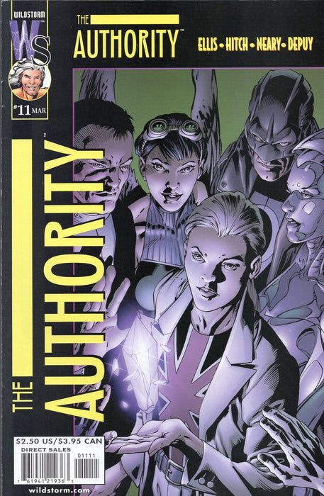 Wildstorm The Authority Issues 9, 10, 11, 13, 19
