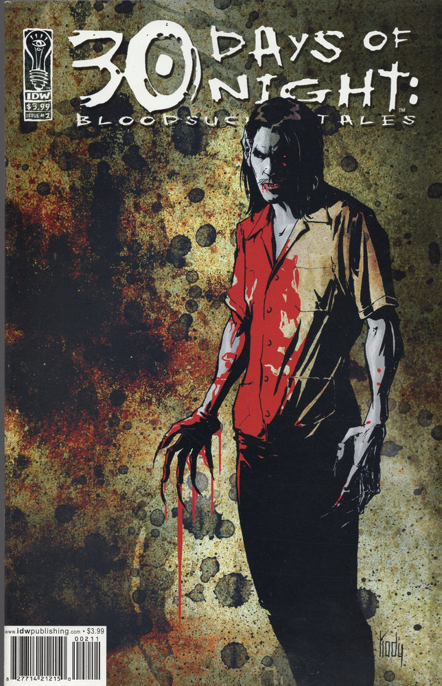 IDW 30 Days of Night Bloodsucker Tales #2