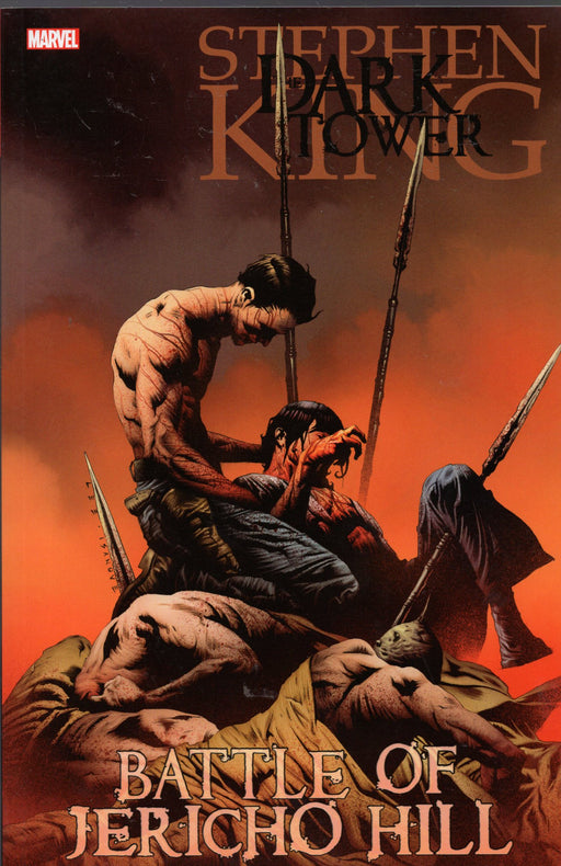 Marvel Stephen King Dark Tower Battle of Jericho Hill Trade Paperback