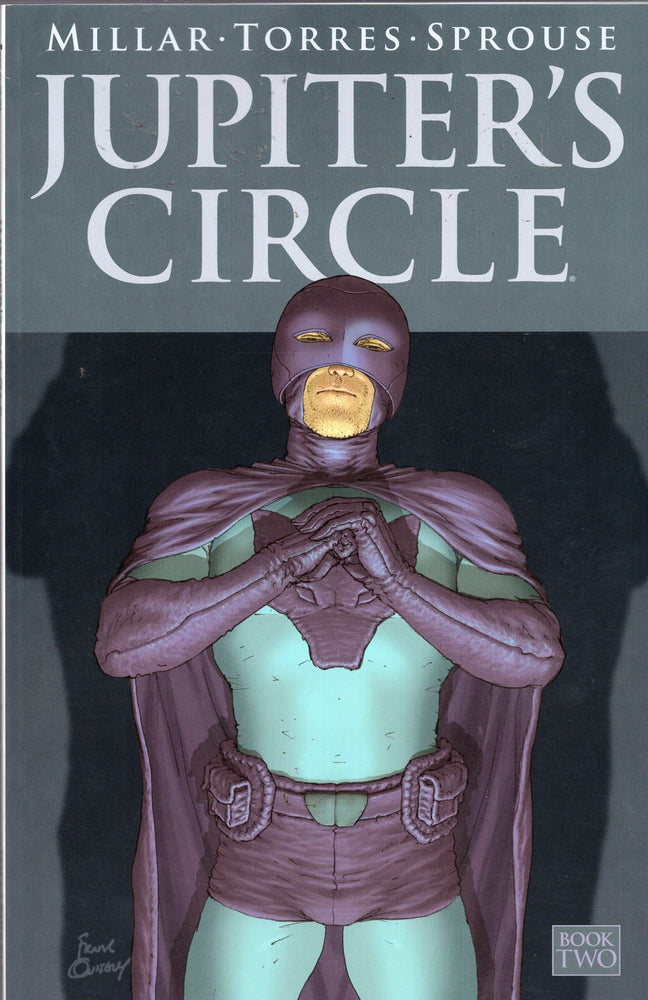 Image Comics Jupiter's Circle Book Two Trade Paperback