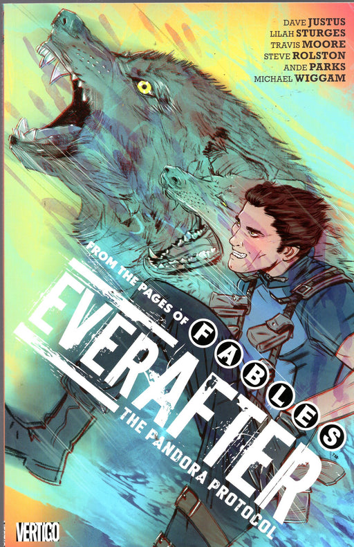 Vertigo Fables Everafter The Pandora Protocol Trade Paperback