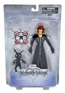 Kingdom Hearts Axel w/ Shadow Action Figure | Great Find Collectibles