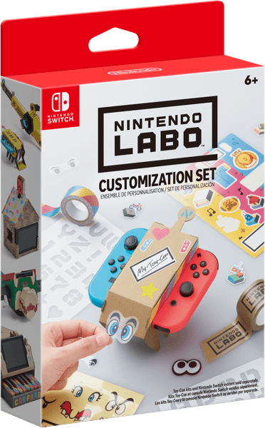 Nintendo Labo Customization Set | Great Find Collectibles