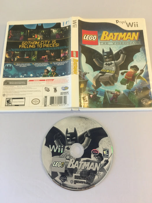 Lego Batman: The Video Game (Wii) | Great Find Collectibles