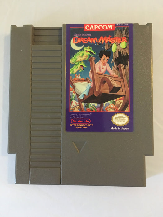 Little Nemo Dream Master (NES) | Great Find Collectibles