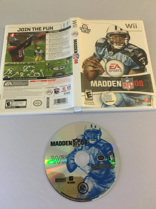 EA Sports Madden NFL 08 (Wii) | Great Find Collectibles