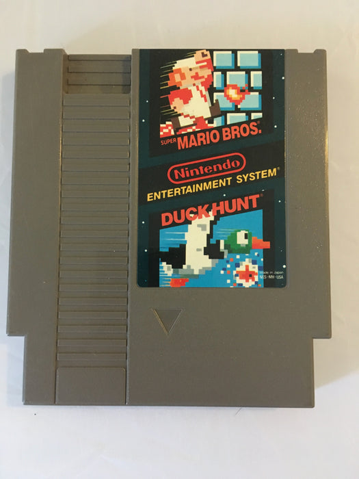 Super Mario Bros. / Duck Hunt (NES) | Great Find Collectibles
