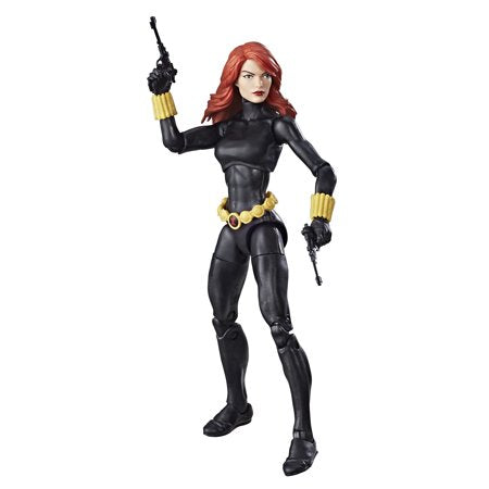 Marvel Legends Retro Collection Black Widow | Great Find Collectibles