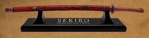 Sekiro Shadows Die Twice Letter Opener [Gamestop Exclusive] | Great Find Collectibles