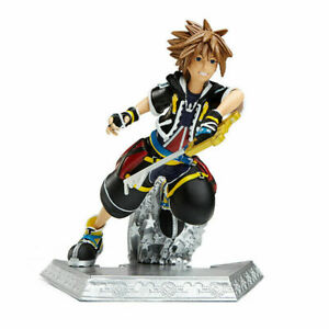 Kingdom Hearts Gallery: Sora Variant PVC Statue [Gamestop Exclusive] | Great Find Collectibles