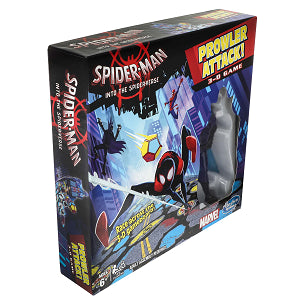 Spider-Man Into the Spiderverse Prowler Attack! 3-D Game [Wal-Mart Exclusive] | Great Find Collectibles