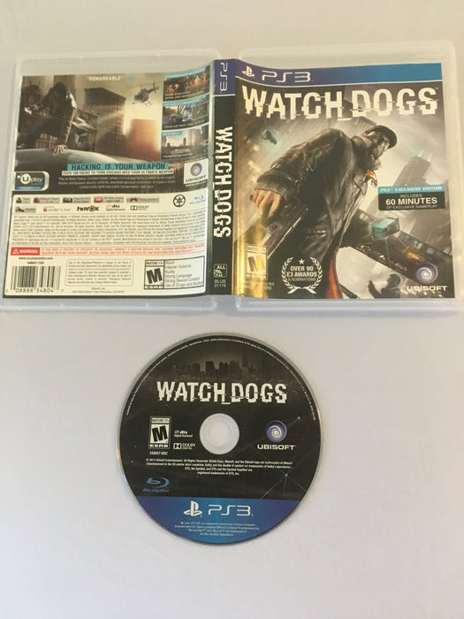 Watch Dogs (PS3) | Great Find Collectibles